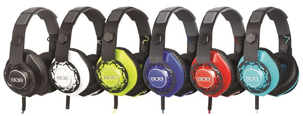 808 Audio Performer Headphone Colors