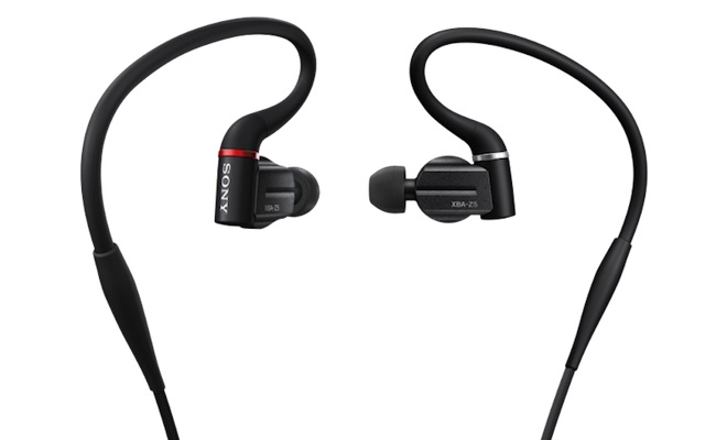 Sony XBA-Z5 Hi-Res In-Ear Headphones