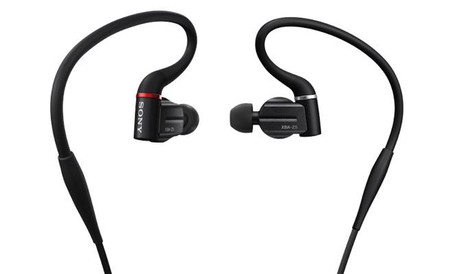 Sony XBA-Z5 Hi-Res In-Ear Headphones