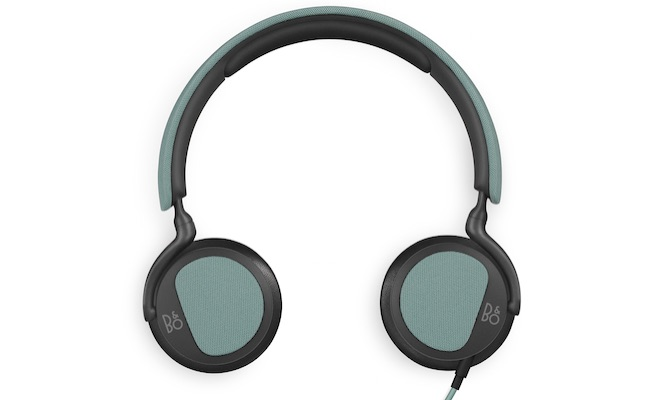 Bang & Olufsen BeoPlay H2 On-ear Headphones Green