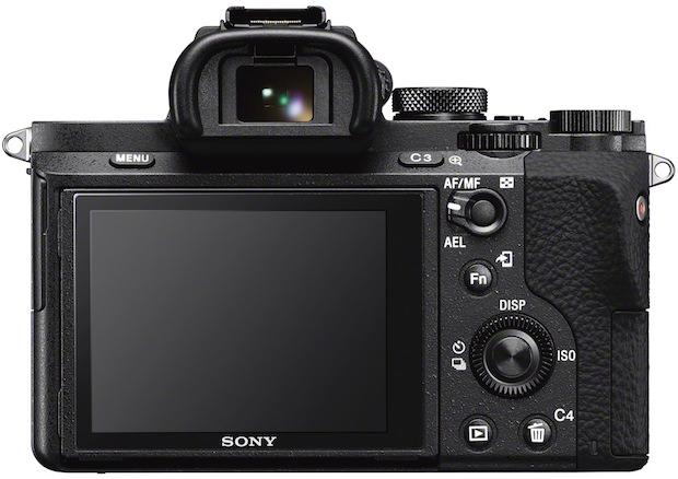 Sony A7 II Rear