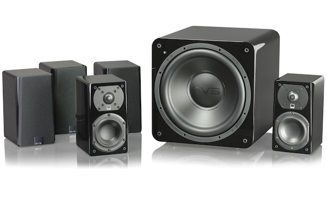 SVS Prime 5.1 Home Theater Speaker System