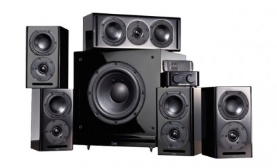 Rogersound Labs CG4 Speaker System