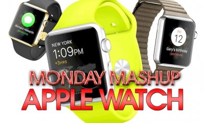 Apple Watch Mashup Video