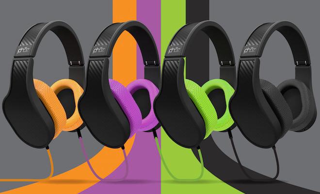 Phaz Music P2 Headphones