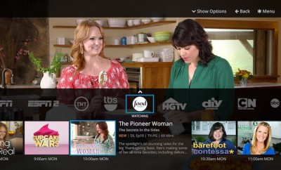 Sling TV mini guide