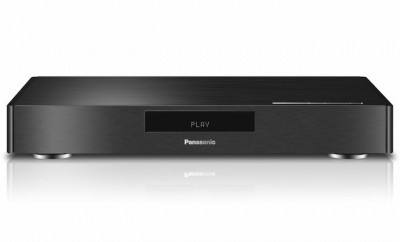 Panasonic 4K Blu-ray Player Prototype
