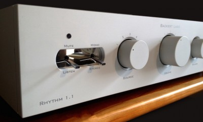 Backert Labs Rhythm 1.1 Preamplifier