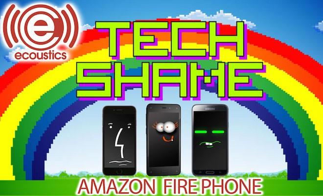 Tech Shame: Amazon Fire Phone Screenshot