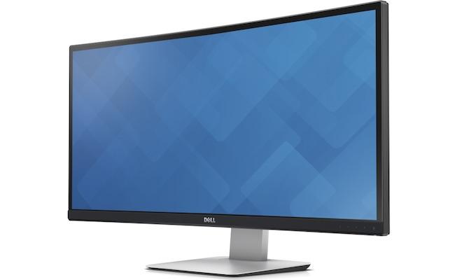 Dell U3415W Curved Monitor