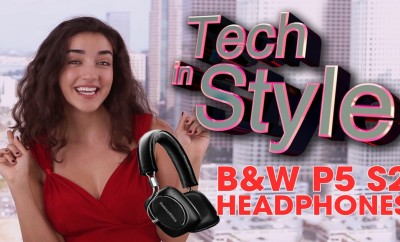 Bowers & Wilkins P5 Series 2 Headphone Video