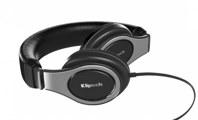 Klipsch Reference On-Ear Headphones Black