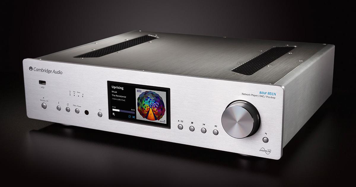Cambridge Audio Azur 851N Network Music Player