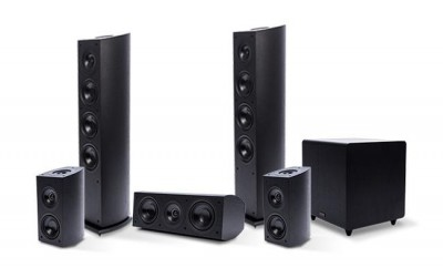 Pioneer Elite Dolby Atmos Enabled speaker system