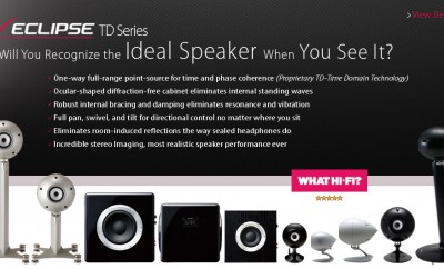 Eclipse Speakers