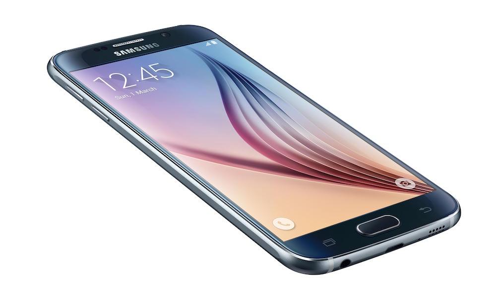 Samsung Galaxy S6 Black Sapphire