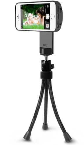 iLuv Selfy Mini Tripod (SELFYMITRI)