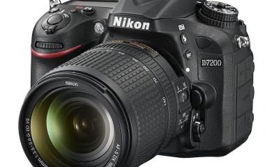 Nikon D7200 DLSR Camera