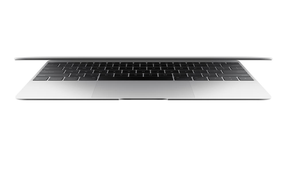 Apple MacBook 2015 Front