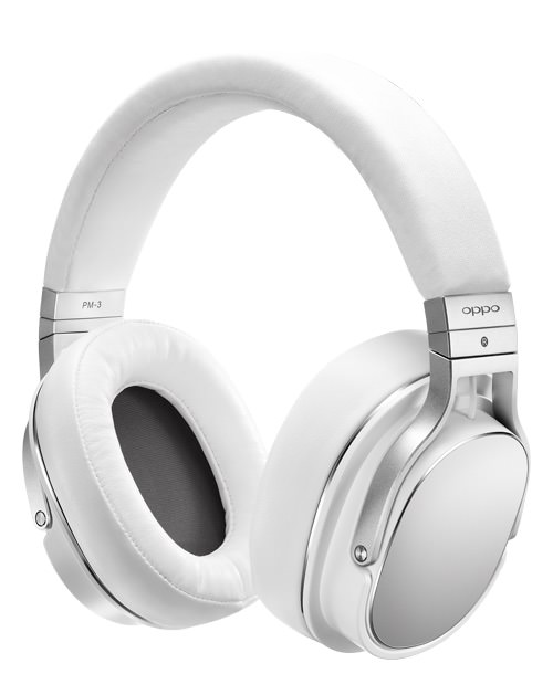OPPO PM-3 Closed-Back Planar Magnetic Headphones White