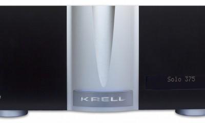 Krell Solo 375 Monoblock Amplifier