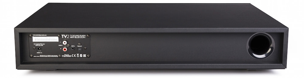 Cambridge Audio TV2 Rear