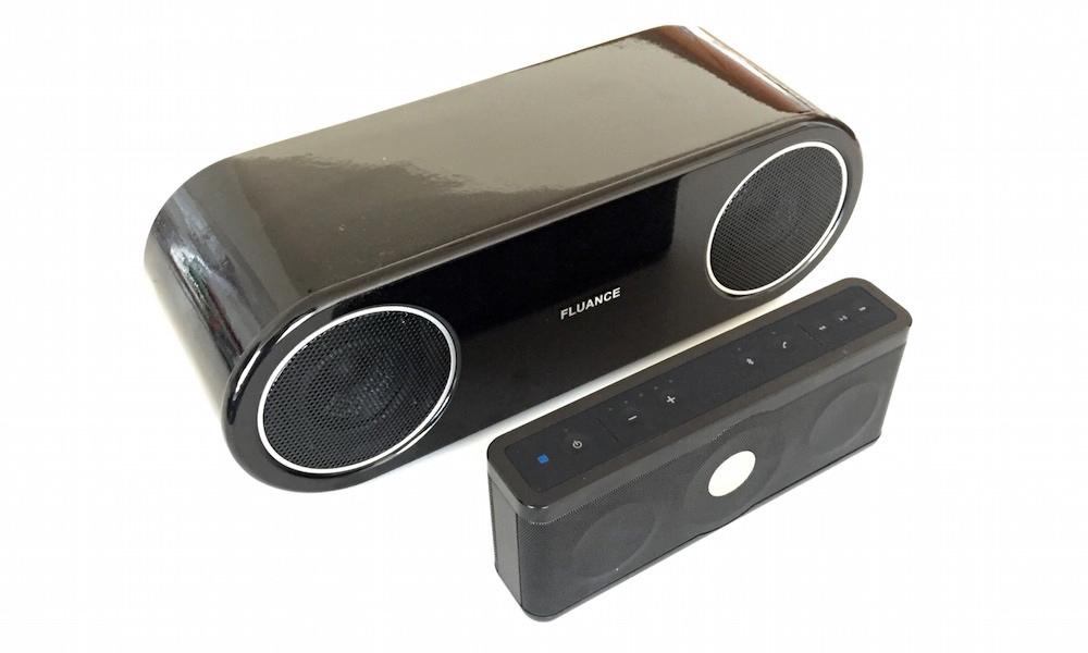 Fluance Fi30 vs. TDK Trek Max Wireless Speakers