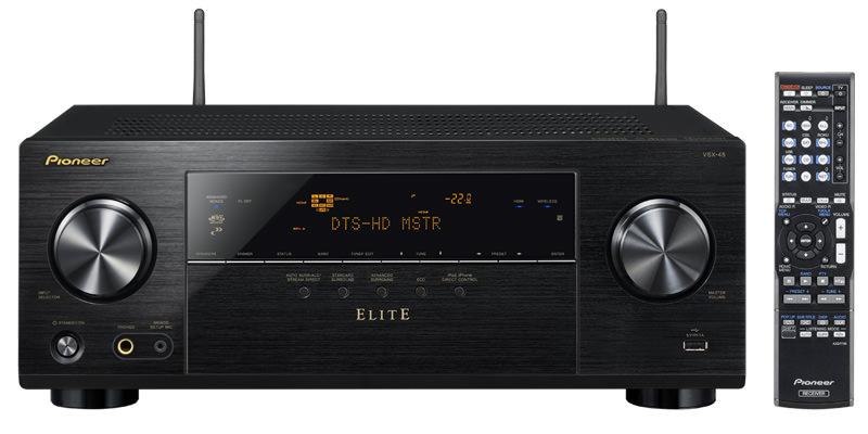Pioneer Elite VSX-45 A/V Receiver