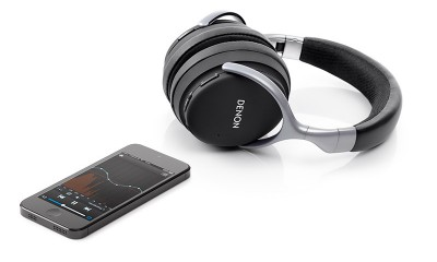 Denon AH-GC20 Wireless Noise Canceling Headphones