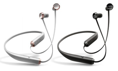 SOL REPUBLIC Shadow Wireless - Black and Grey