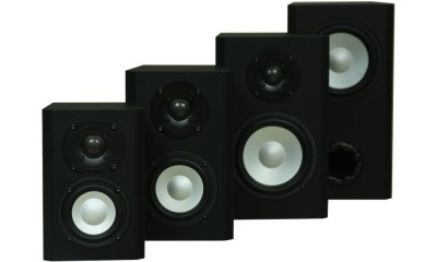 Axiom Audio M1, M2, M3 Computer Speaker and EP100 Subwoofer
