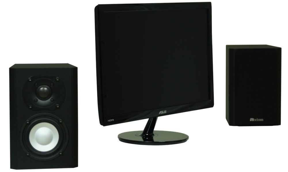 Axiom Audio M1 Computer Speaker