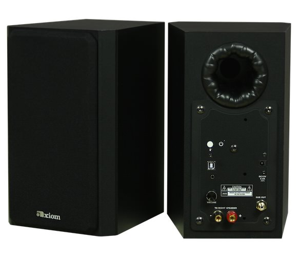 Axiom Audio M2 Computer Speaker