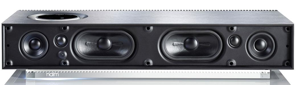 Naim Audio Mu-so grille off
