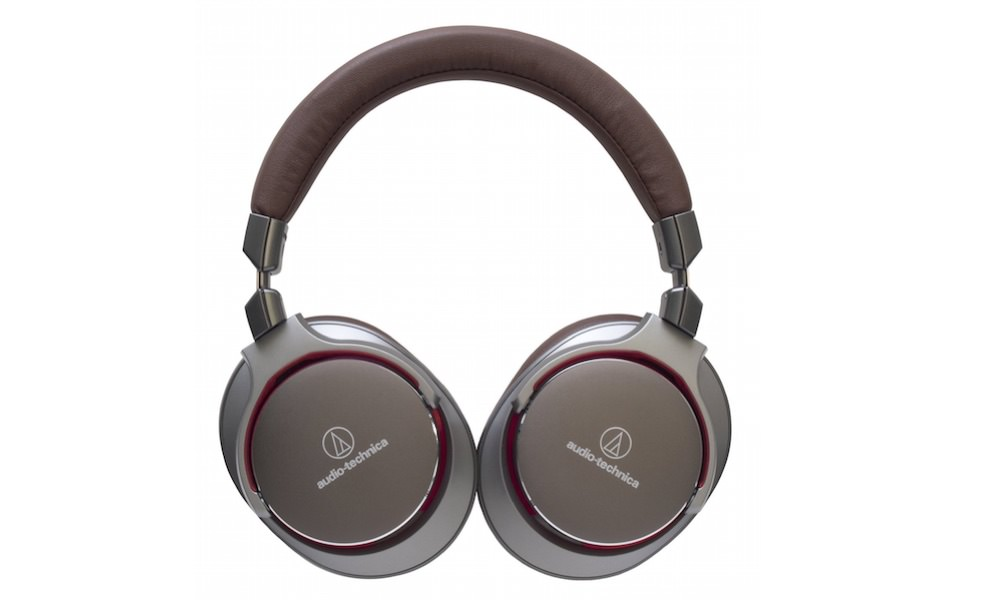 Audio-Technica ATH-MSR7 Headphones Folded