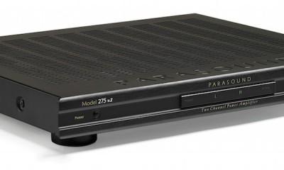 Parasound 275 v.2 Stereo Amplifier