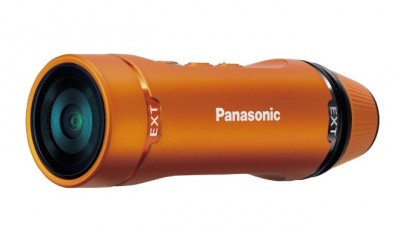 Panasonic HX-A1 Wearable POV Action-cam