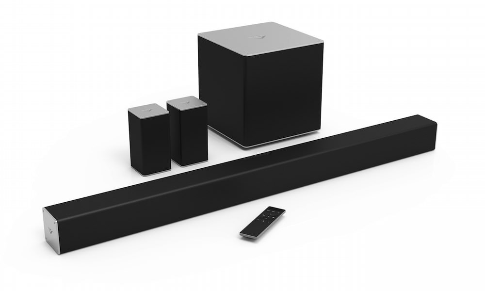 VIZIO 5.1 Sound Bar 2015