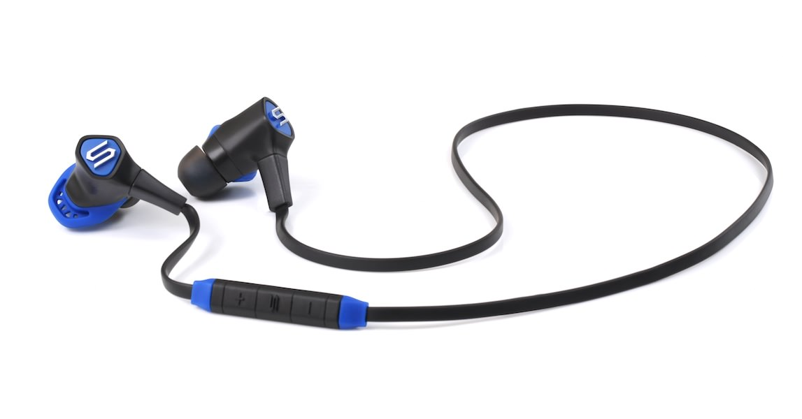 SOUL Electronics Run Free Pro Bluetooth In-ear Headphones (blue)