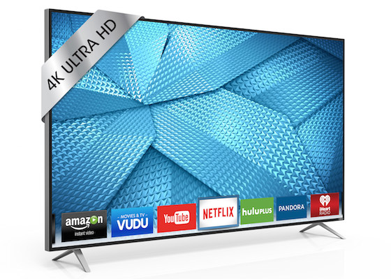 VIZIO M-Series Ultra HD TV 2015