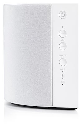 Wren V5US Wireless Speaker Side