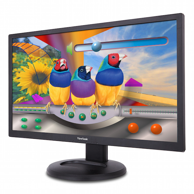 ViewSonic VG2860mhl-4k Monitor