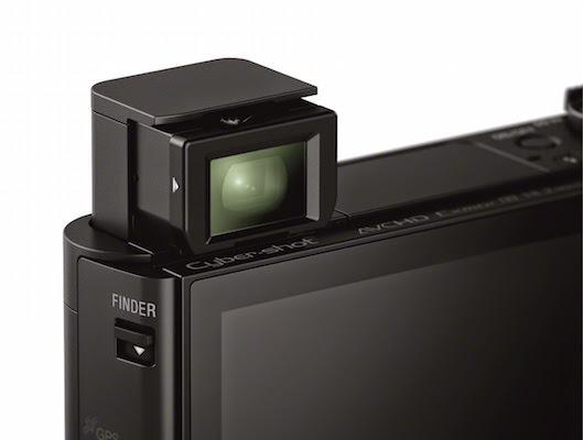 Sony DSC-HX90V Digital Camera with EVF