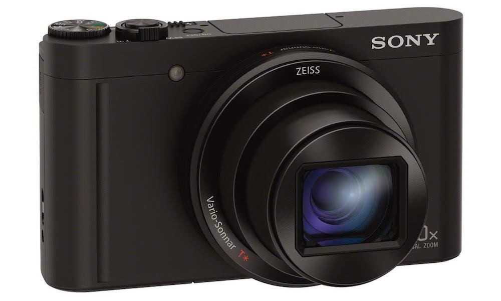 Sony DSC-WX500 Digital Camera