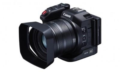 Canon XC10 4K Digital Camcorder