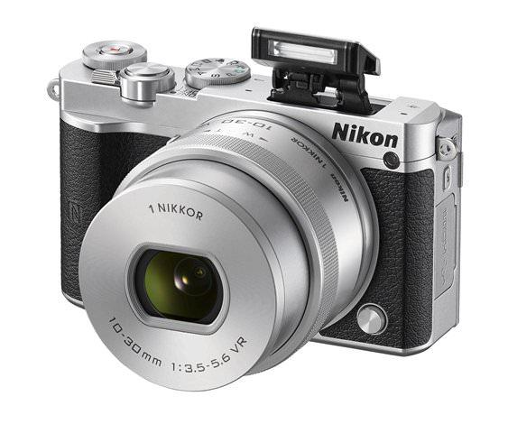 Nikon 1 J5 Mirrorless Digital Camera