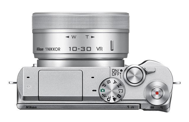 Nikon 1 J5 Digital Camera Top