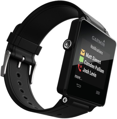 Garmin vivoactive notifications