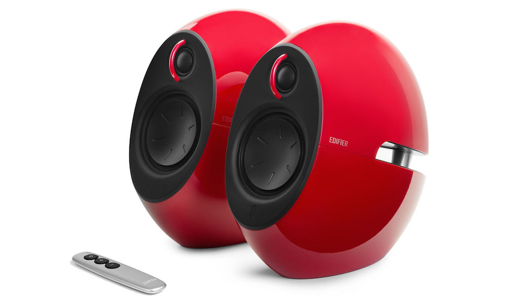 Edifier e25HD Wireless Speakers Red