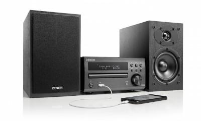 Denon D-M40 Micro Hi-Fi System